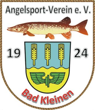 Logo - Angelsportverein Bad Kleinen e.V.